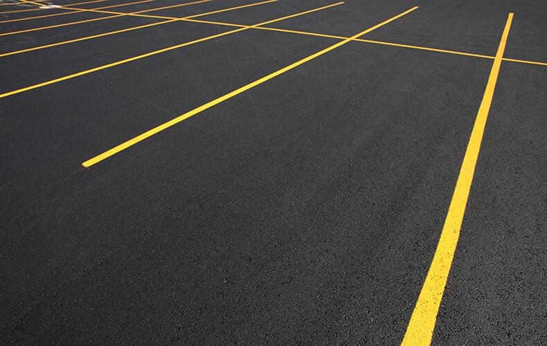 fresh parking spots